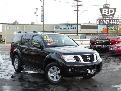 Used 2008 Nissan Pathfinder SE at Discount and Wholesale