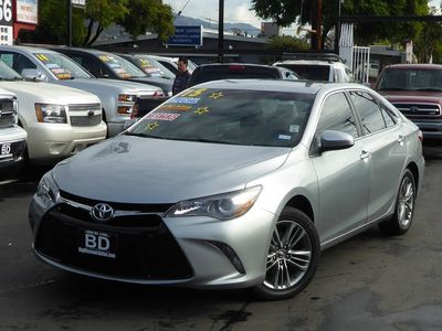 used 2015 toyota camry se at discount and wholesale. Black Bedroom Furniture Sets. Home Design Ideas