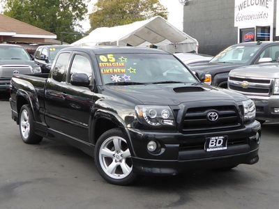 used 2005 toyota tacoma x runner at discount and wholesale. Black Bedroom Furniture Sets. Home Design Ideas
