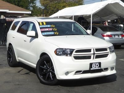 Used 2011 Dodge Durango Rt At Discount And Wholesale