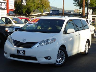 Used 2011 Toyota Sienna Xle At Discount And Wholesale