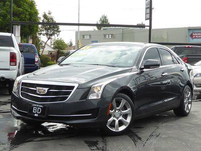 2015 Cadillac ATS Sedan Luxury RWD