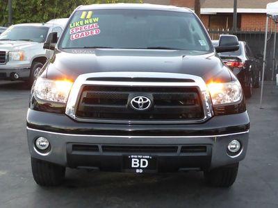 2011 Toyota Tundra 2WD Truck