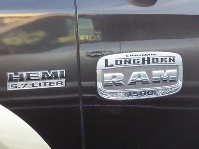2011 RAM 1500 Laramie Longhorn Edition