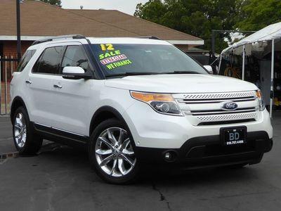 2012 Ford Explorer Limited