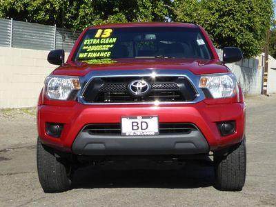2013 Toyota Tacoma PreRunner