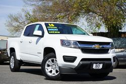 2016 Chevrolet Colorado 2WD LT