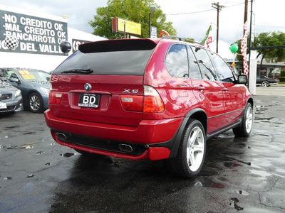 Used 2002 BMW X5 4.6is 4.6is at Discount and Wholesale