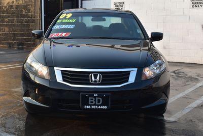 2009 Honda Accord Sdn EX